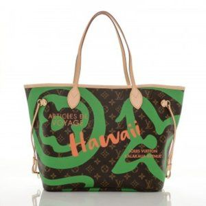 Monogram Tahitienne Hawaii Neverfull MM